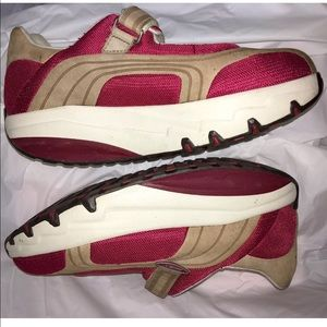 84cb9bbbe24b MBT Shoes - MBT Lami Red Rocker Mary Jane Sneakers